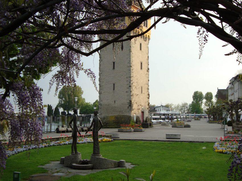 Der liebe Augustin in Lindau